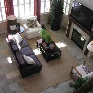 Как расставить мебель в гостиной правильно?
