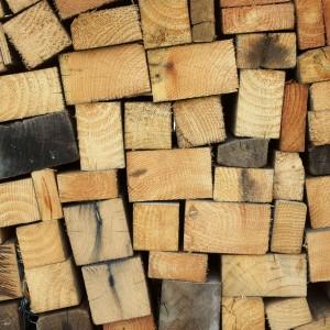 Внутренняя отделка стен деревом